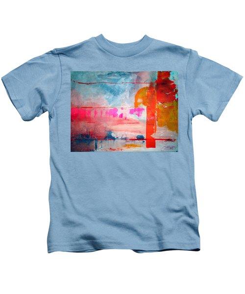 Spring Light North Wind Kids T-Shirt