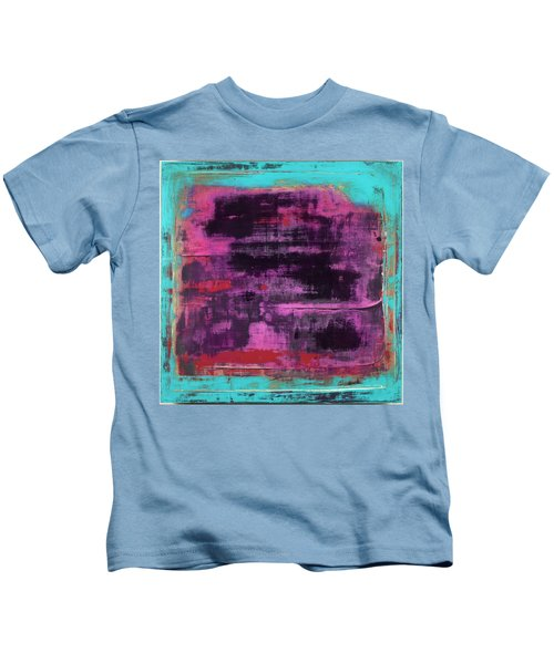 Art Print Square1 Kids T-Shirt