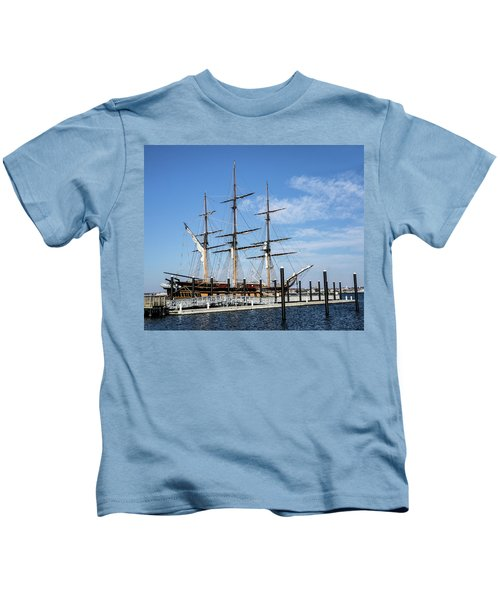 Ssv Oliver Hazard Perry Kids T-Shirt
