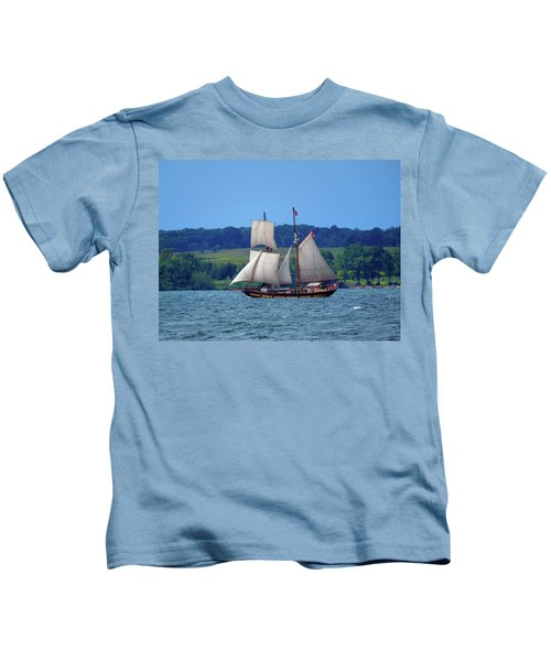 St. Lawrence II  Kids T-Shirt