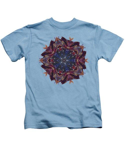 Start Of Paisley Patterns Kids T-Shirt