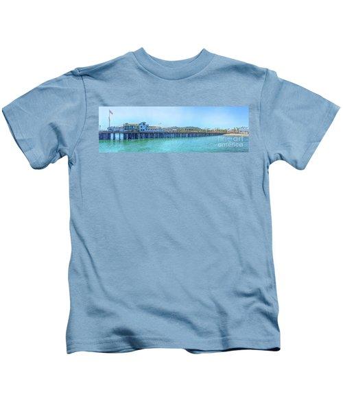 Stearns Wharf Kids T-Shirt
