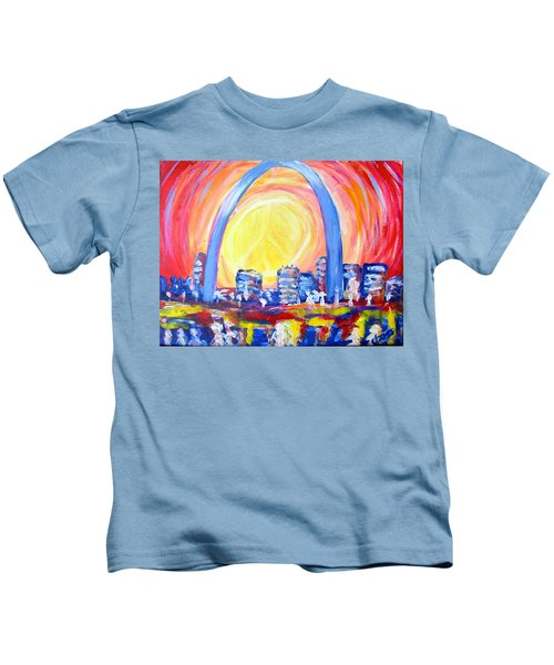 Stl Love Kids T-Shirt
