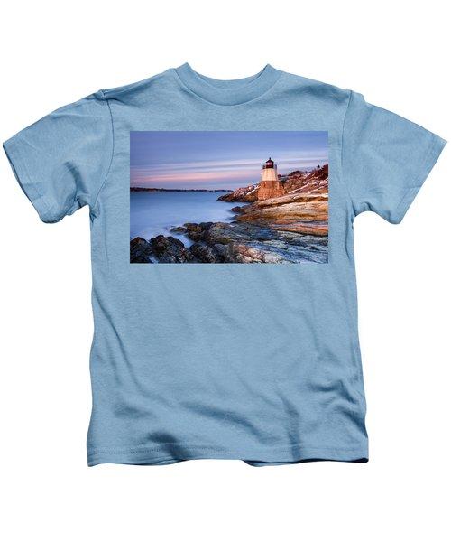 Stone On Rock Kids T-Shirt