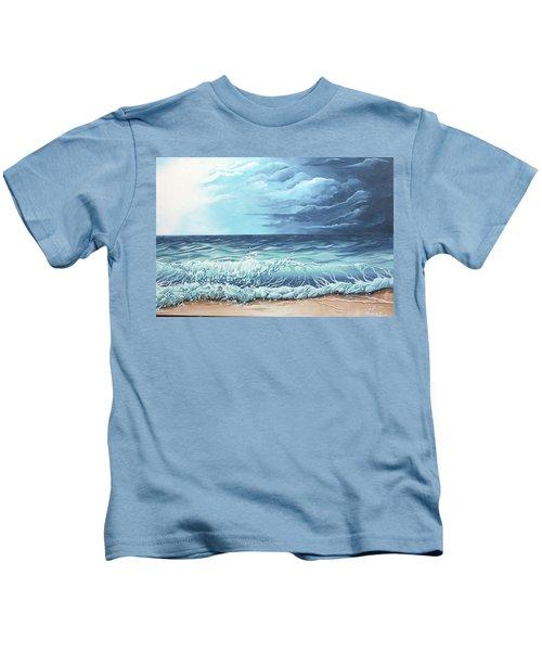 Storm Front Kids T-Shirt