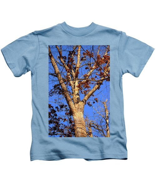 Stunning Tree Kids T-Shirt