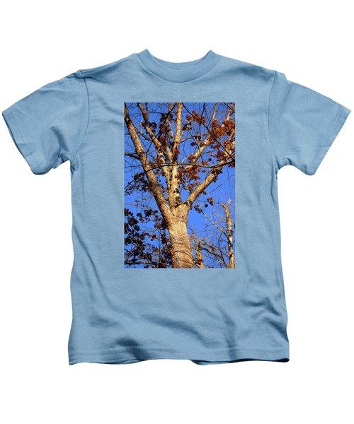 Stunning Tree Kids T-Shirt