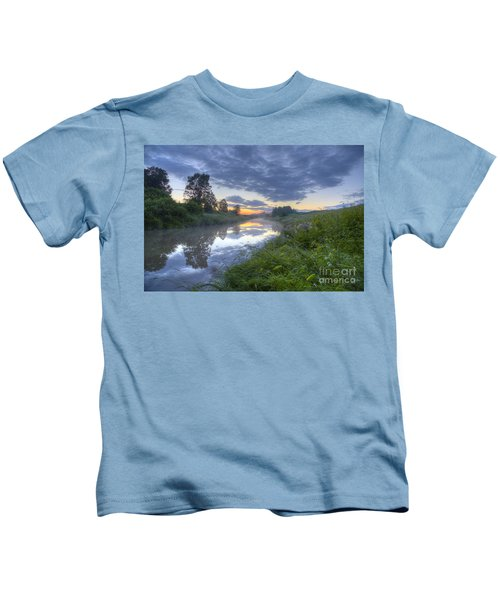 Summer Morning At 03.37 Kids T-Shirt