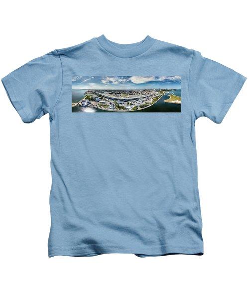 Summerfest Panorama Kids T-Shirt