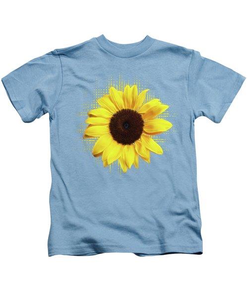 Sunlover Kids T-Shirt by Gill Billington