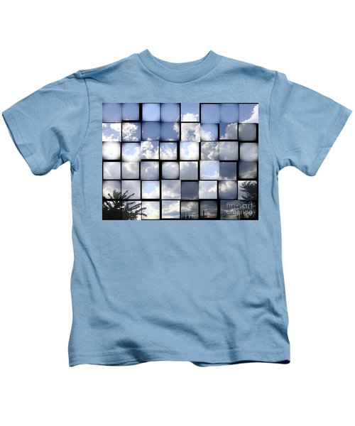 Sunny Sky Kids T-Shirt