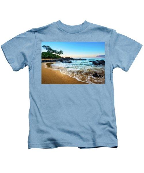 Sunrise In Paradise Kids T-Shirt