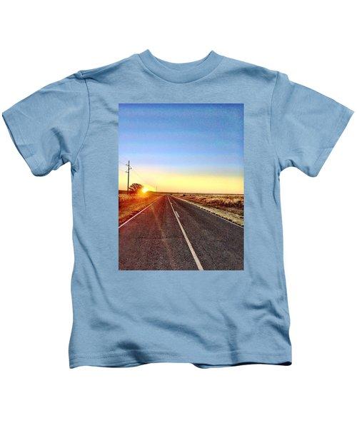 Sunrise Road Kids T-Shirt