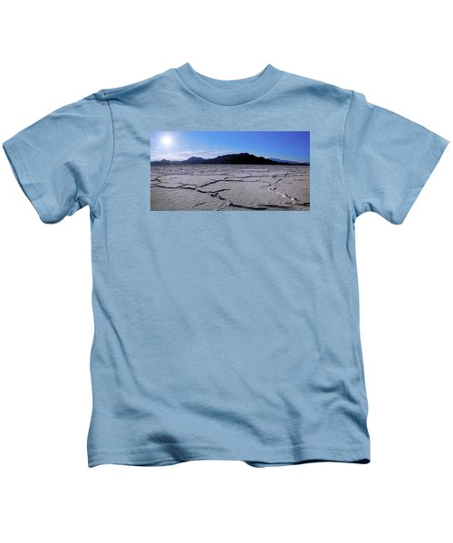 Sunset Flats Kids T-Shirt