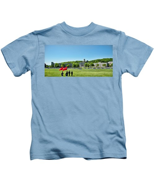 Superintendent's Review Wide Angle Kids T-Shirt