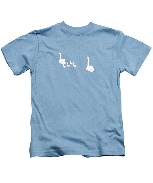 Geese  Kids T-Shirt