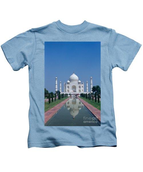 Taj Mahal View Kids T-Shirt