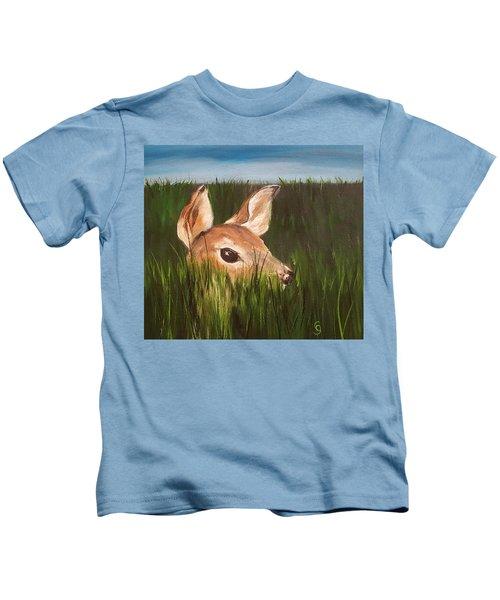 Tall Grass    #63 Kids T-Shirt