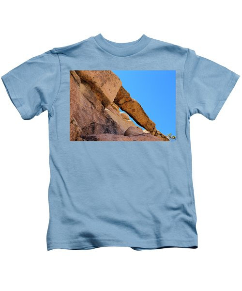 The Arch In Joshua Tree Np Kids T-Shirt