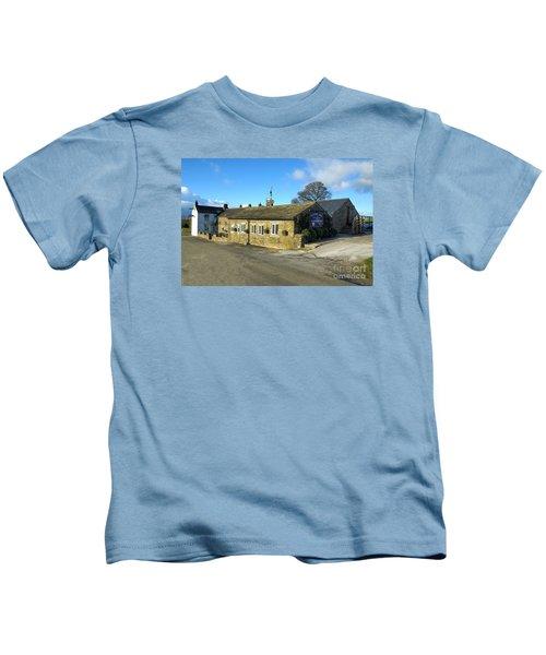The Barrel Inn At Bretton Kids T-Shirt