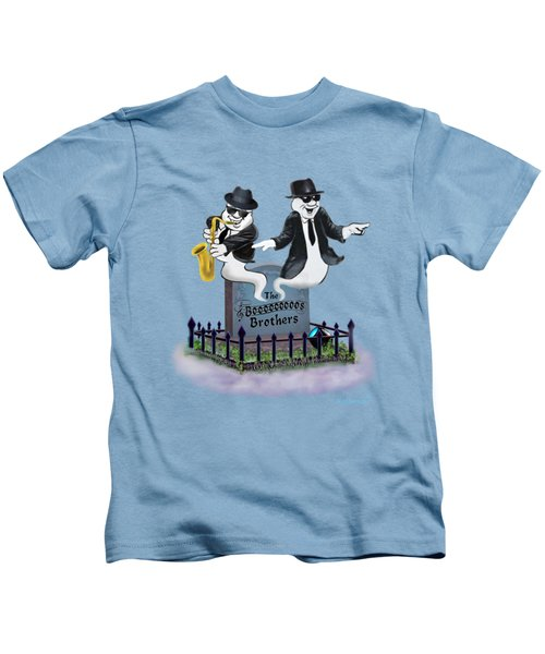 The Boos Brothers Kids T-Shirt