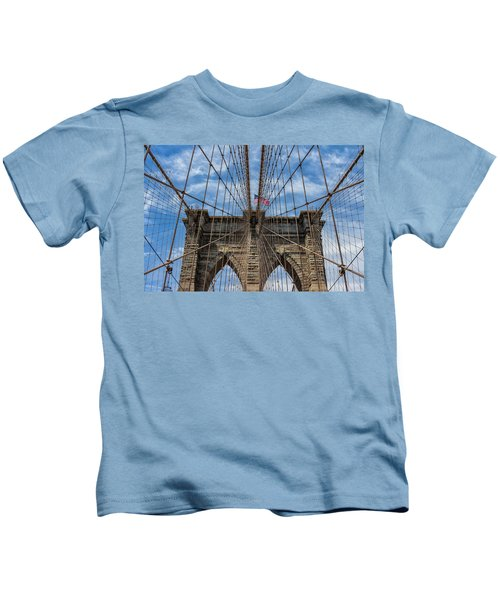 The Brooklyn Bridge Kids T-Shirt