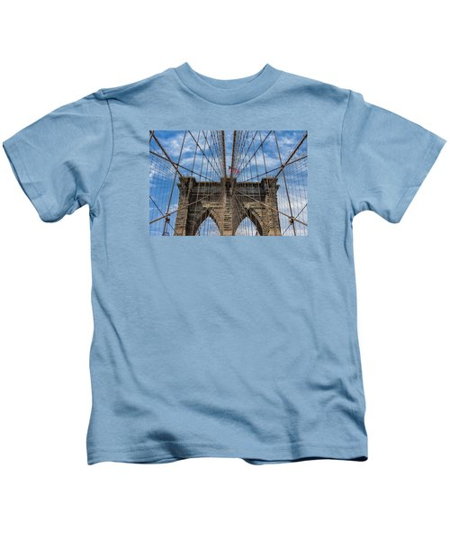 The Brooklyn Bridge Kids T-Shirt