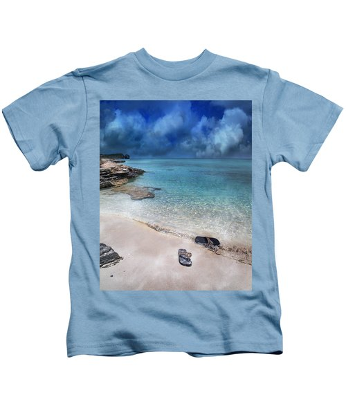 The Cloud Parade Kids T-Shirt