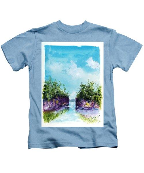 The Cove Kids T-Shirt