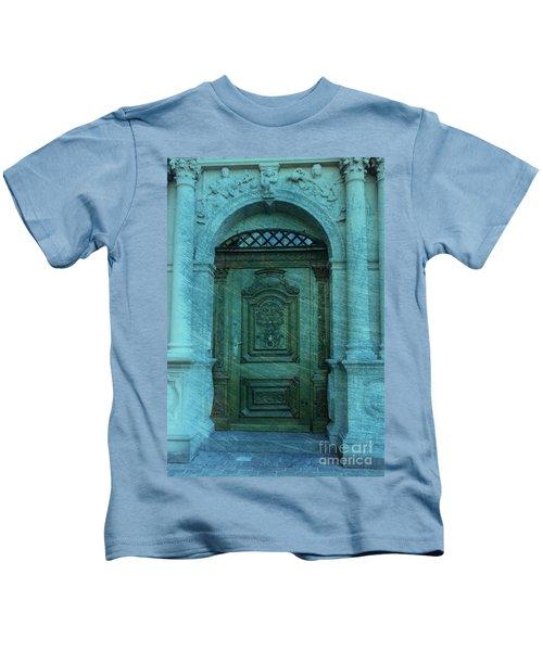 The Door To The Secret Kids T-Shirt