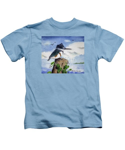 The Fisher Queen  Kids T-Shirt