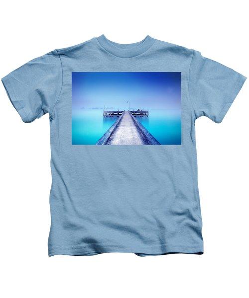 The Foggy Morning Kids T-Shirt