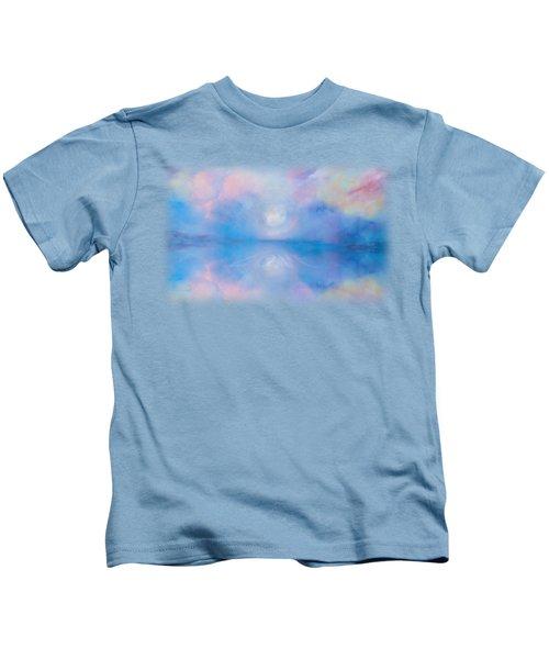 The Gift Of Life Kids T-Shirt by Korrine Holt
