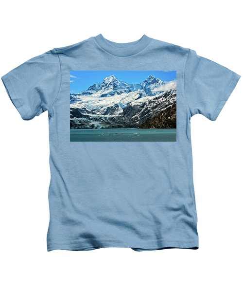 The John Hopkins Glacier Kids T-Shirt