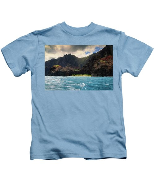 The Napali Coast Kids T-Shirt