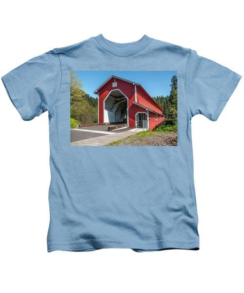 The Office Bridge Kids T-Shirt