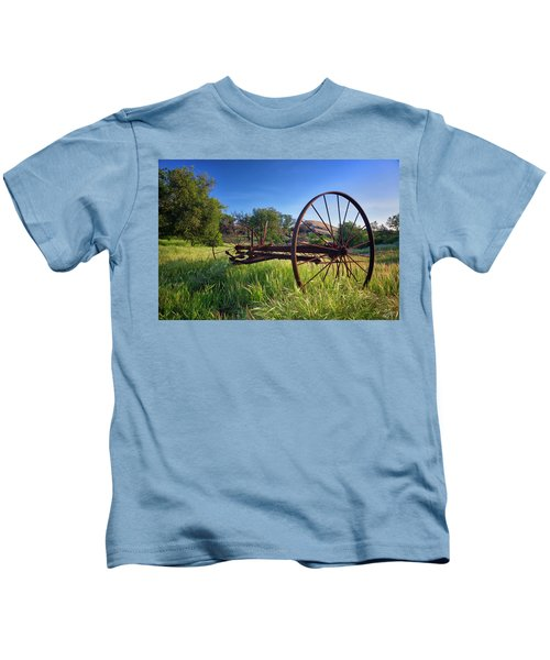 The Old Mower 2 Kids T-Shirt