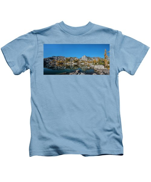 The Quiet Moment In Leprechaun Lake Kids T-Shirt
