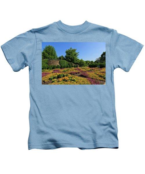 The Quilt Garden Kids T-Shirt