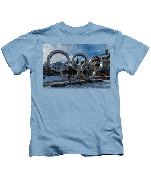 The Rings Kids T-Shirt