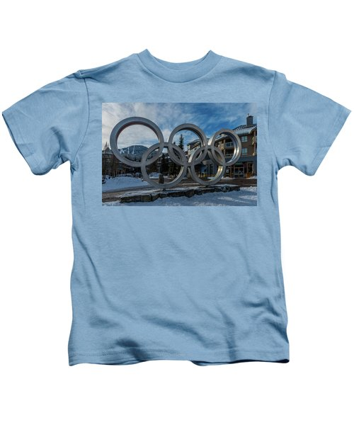 The Rings Kids T-Shirt