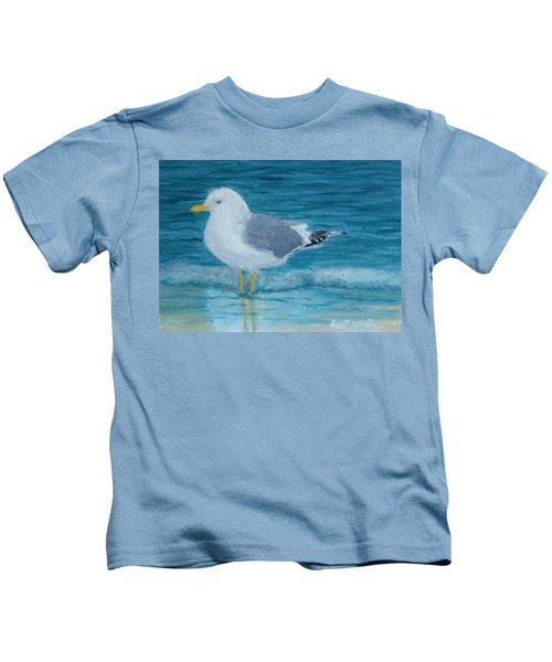 The Water's Cold Kids T-Shirt
