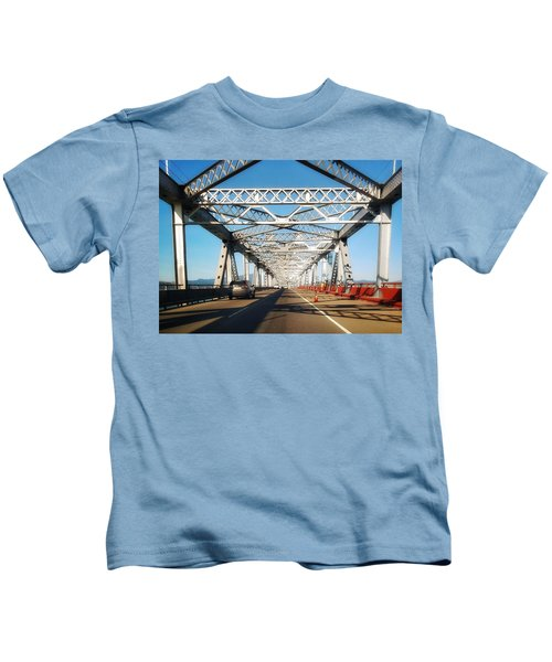 The Way To New Orleans Kids T-Shirt
