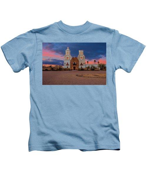 The White Dove Of The Desert Kids T-Shirt