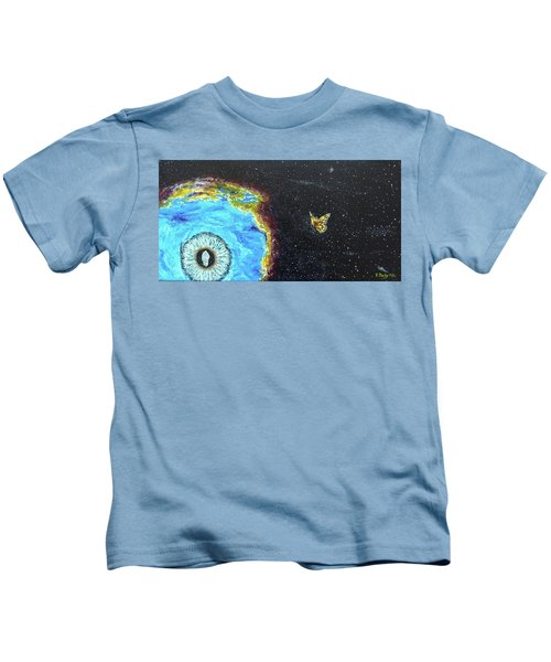 This Is Where... Kids T-Shirt