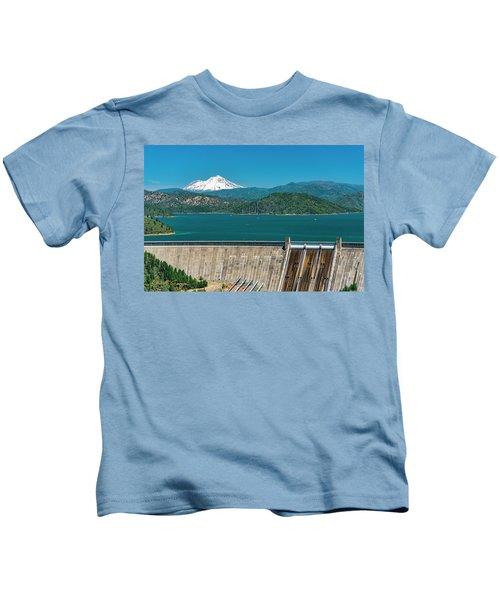 Three Shastas Kids T-Shirt