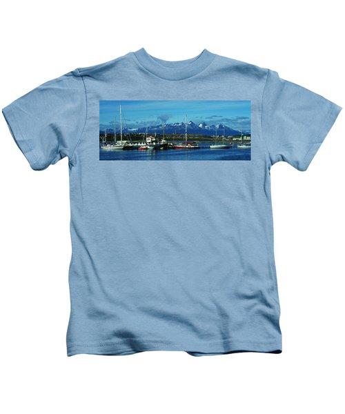 Tierra Del Fuego Kids T-Shirt