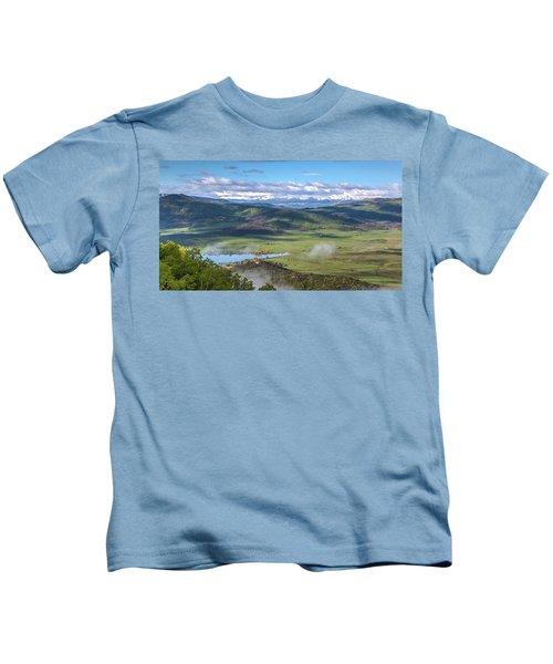 Timbers View  Kids T-Shirt