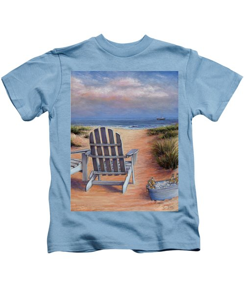 Time To Chill Kids T-Shirt