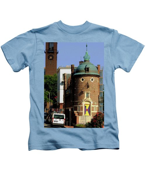 Time To Face The Harvard Lampoon Kids T-Shirt